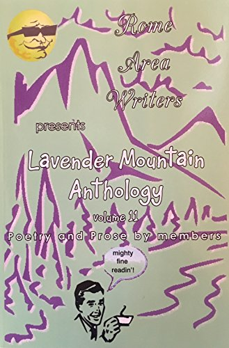 Lavender Mountain Anthology (Rome Area Writers), v. - Bishop Lavender