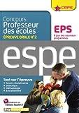 Concours professeur des écoles - EPS - Oral d'admission