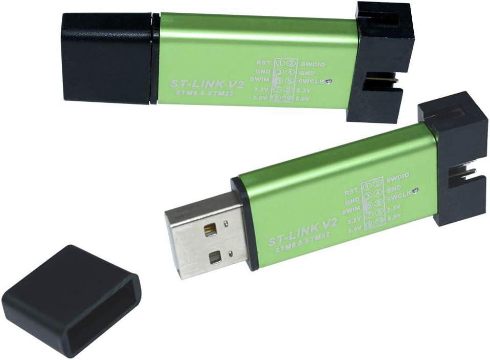 St-Link v2 Stlink Emulator Downloader Programmierung Mini-Einheit STM8 ST ZD