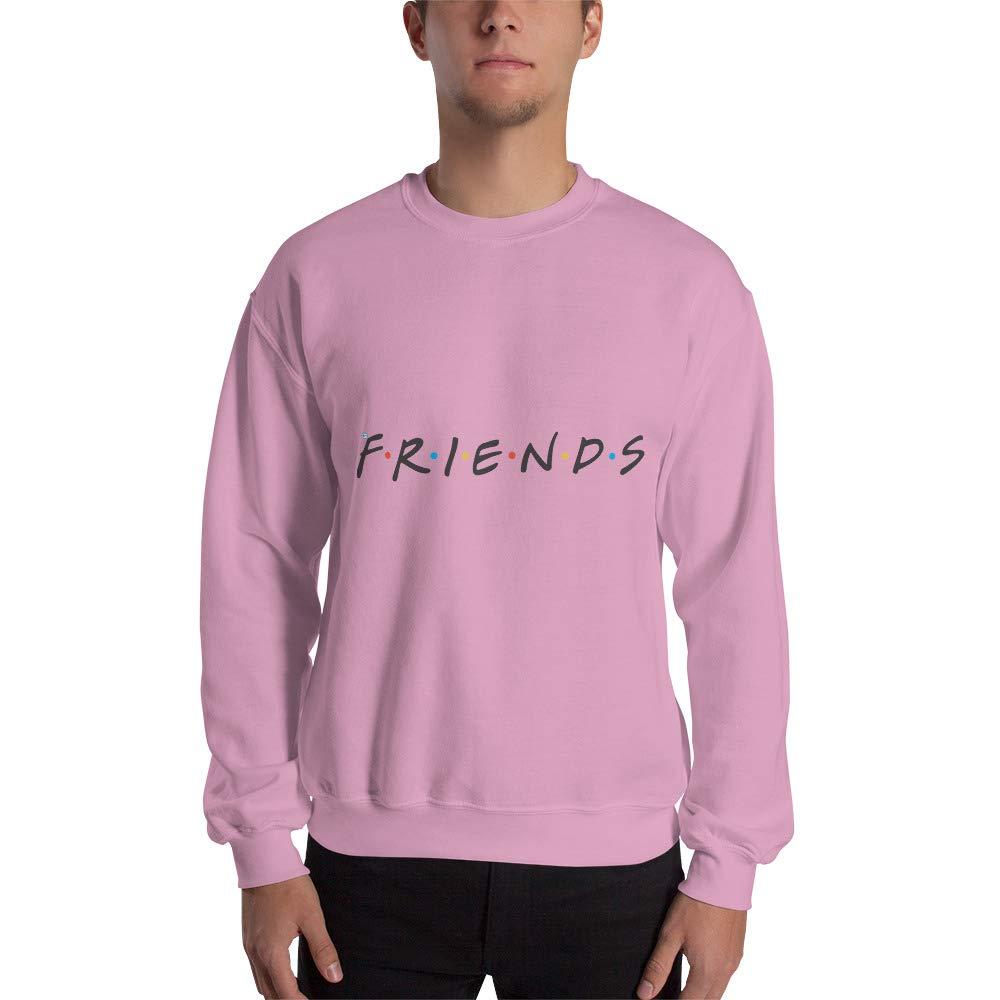 Gildan 18000 Unisex Printed Friends Tv Show Sweatshirt