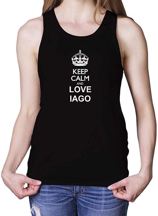 Idakoos Keep Calm and Love Dennis Boy T-Shirt
