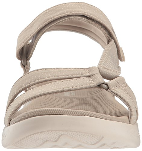 Natural Ancho 600 On para The Go Skechers Mujer Skechers15316W Brilliancy Iz4xwqqPC