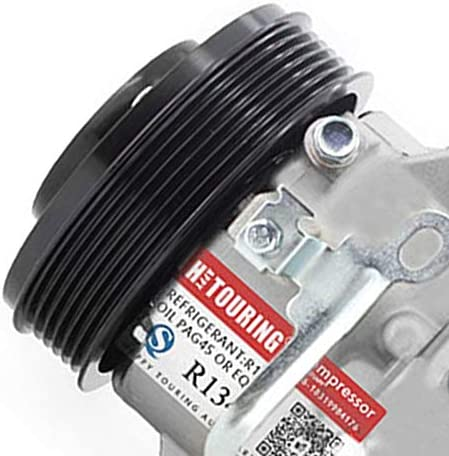 yise-J0763 New A C Compressor For Toyota Avensis Corolla Verso Sports Van 88310-05090 88310-05120 88310-0F030/ 447260-1744 447220-9398 447260-1743 447190-3660 GE447260-1744 447220-9396 447220-9395