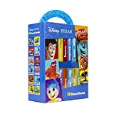 Disney Pixar Toy Story, Cars, Finding Nemo, and