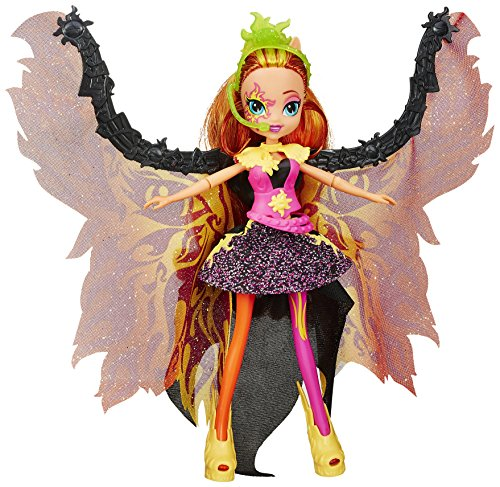 My Little Pony Equestria Girls Rainbow Rocks Sunset Shimmer Time to Shine Doll (My Little Pony Equestria Girls Dolls Sunset Shimmer)