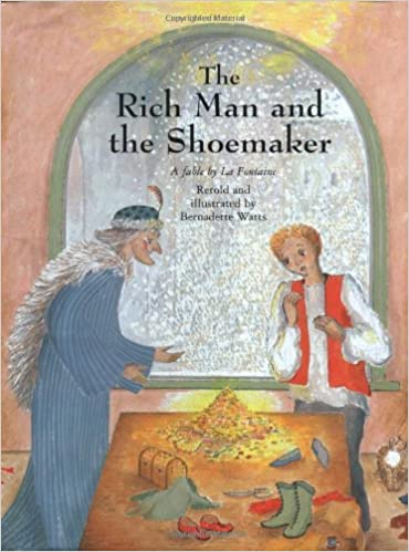 Book The Rich Man and the Shoemaker
