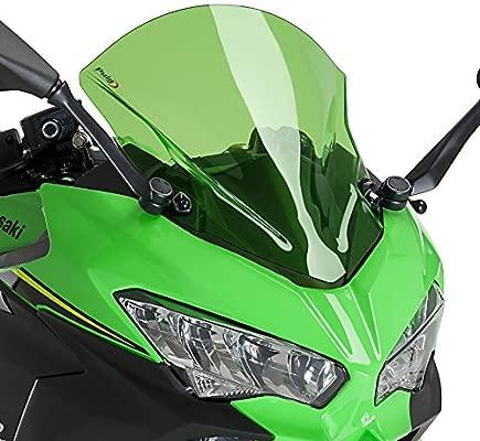 Cupula Racing Kawasaki Ninja 400 18-19 Verde Puig 9976v ...