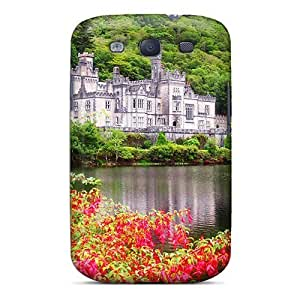 Dana Lindsey Mendez Snap On Hard Case Cover Kylemore Abbey Protector For Galaxy S3