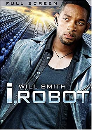 Amazon.com: I, Robot (Full Screen Edition): Will Smith, Bridget ...