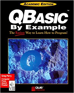 Buy qbasic by example programming series book online at low prices buy qbasic by example programming series book online at low prices in india qbasic by example programming series reviews ratings amazon fandeluxe Images