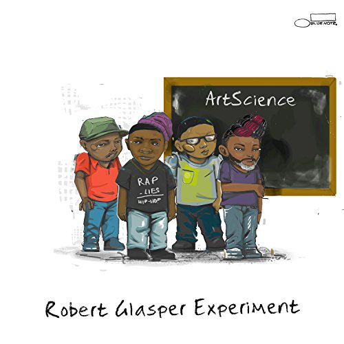 Robert Glasper Experiment-ArtScience-CD-FLAC-2016-Mrflac Download