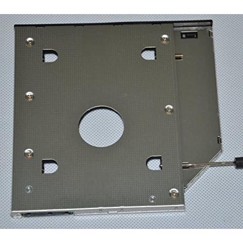 9.5MM 2nd SATA Hard Drive SSD HDD Caddy for ASUS N550 N550JV N750JV UL80JT UL80V