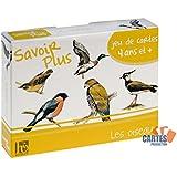 """Jeu de 42 cartes : 7 familles """"Les oiseaux"""""""