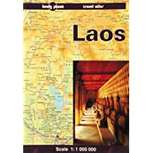 Lonely Planet Laos: A Travel Atlas