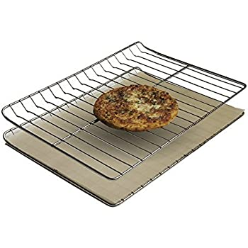 Heavy Duty Non-Stick Oven Liner - Easy to Clean Baking Mat 23
