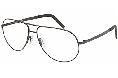 6f3a95e2072 Image Unavailable. Image not available for. Color  Porsche Design P8280 A Aviator  Eyeglasses Frame