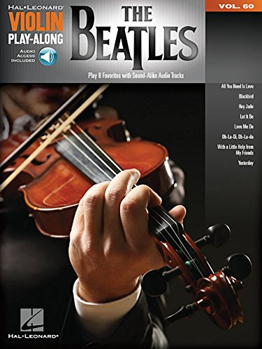 (The Beatles: Violin Play-Along Volume 60)