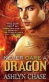 Never Dare a Dragon (Boston Dragons)