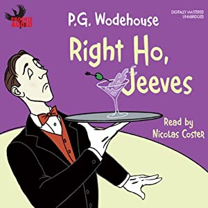 Right Ho, Jeeves | Livre audio