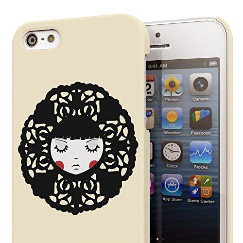 Koveru Back Cover Case for Apple iPhone 5S - Sad little Girl