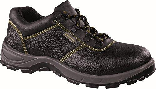 Delta Plus Schuhe–Schuh Leder Spaltleder Goult schwarz Gr. 47