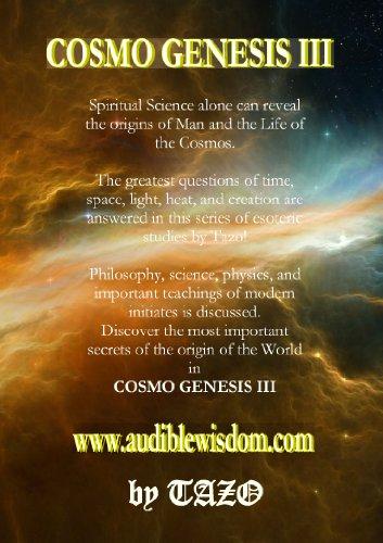 GENESIS III (12 CD SET) (Cosmo Genesis)