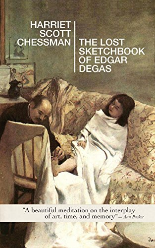 The Lost Sketchbook of Edgar Degas