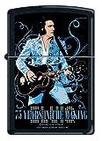 Elvis 75th Birthday Zippo Lighter