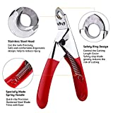 Pettom Cat Nail Clippers Professional Stainless