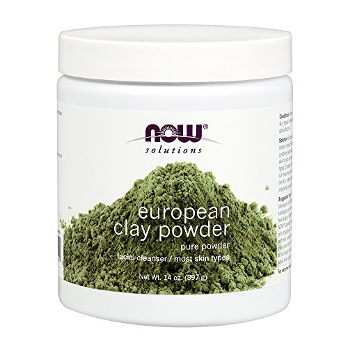 Now Foods European Clay Powder, 14 Ounce