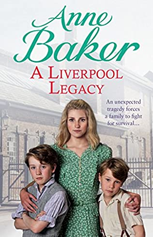 book cover of A Liverpool Legacy