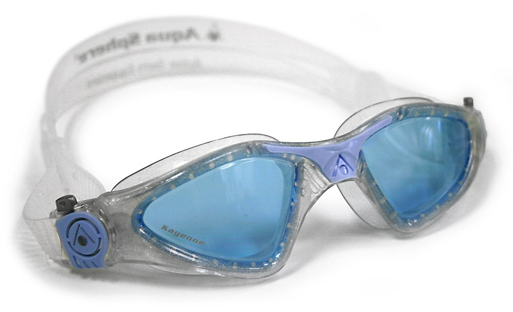 Aqua Sphere Kayenne Lady Goggles With Blue Lens by Aqua Sphere (Image #1)