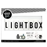 American Crafts Heidi Swapp 13 X 10 Inch Light Box White