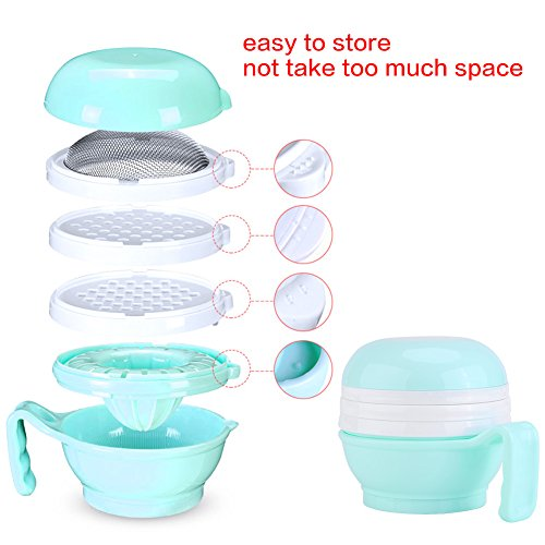 glass baby food processor - 2