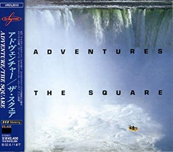 amazon adventures the square フュージョン 音楽