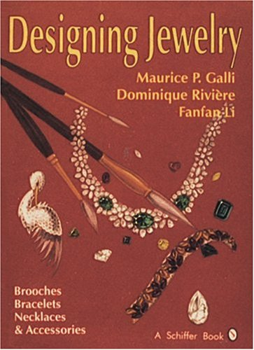 Designing Jewelry: Brooches, Bracelets, Necklaces and Accessories by imusti