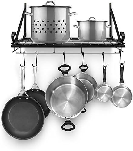 Sorbus Pots Pan Rack Multipurpose