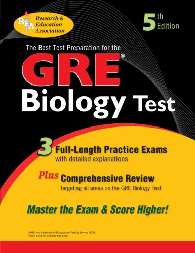 GRE Biology (GRE Test Preparation)