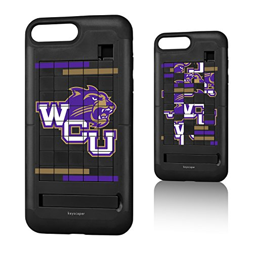 Western Carolina University iPhone 7 Plus / iPhone 8 Plus Puzzle Case NCAA