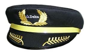 Daron Delta Airlines Pilot Hat For Children