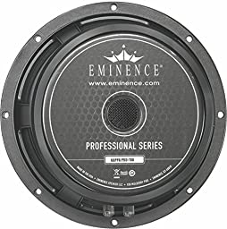 Eminence Professional Series Kappa Pro 10A 10'' Replacement PA Speaker, 500 Watts at 8 Ohms