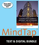 img - for Bundle: Construction Materials, Methods and Techniques, 4th + MindTap Construction 2 terms (12 Months) Printed Access Card book / textbook / text book