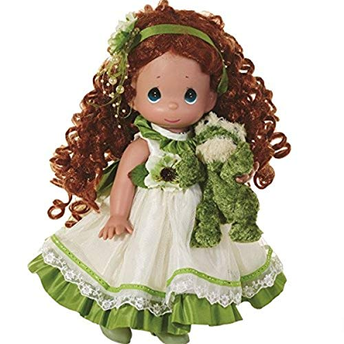 Precious Moments Dolls by The Doll Maker, Linda Rick, Toad-Ally in Love with You, 12 inch Doll