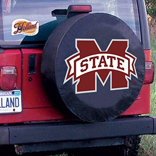 Cover Tire State (31 1/4 x 11 Mississippi State Tire Cover)