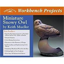 Miniature Snowy Owl: Workbench Projects
