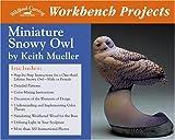 Miniature Snowy Owl, Keith Mueller, 1881982351