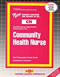 Community Health Nurse, Rudman, Jack, 0837361044