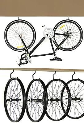 GOOTUUG Bike Hanger/Bike Hook Pack de 8 - De Servicio Pesado, se ...