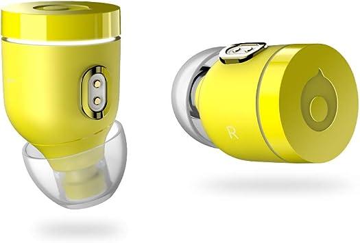 crazybaby Air by (Nano) Auriculares inalámbricos Bluetooth con cápsula de Carga