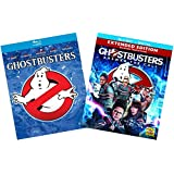 Ghostbusters Double Feature Blu-ray Collection: Ghostbusters (1984) / Ghostbusters (2016) [Male vs. Female Ghostbusters Blura